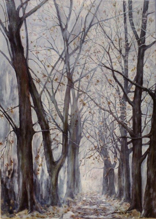 Il lungo singhiozzo dei violini d autunno ferisce il mio cuore di monotono languore