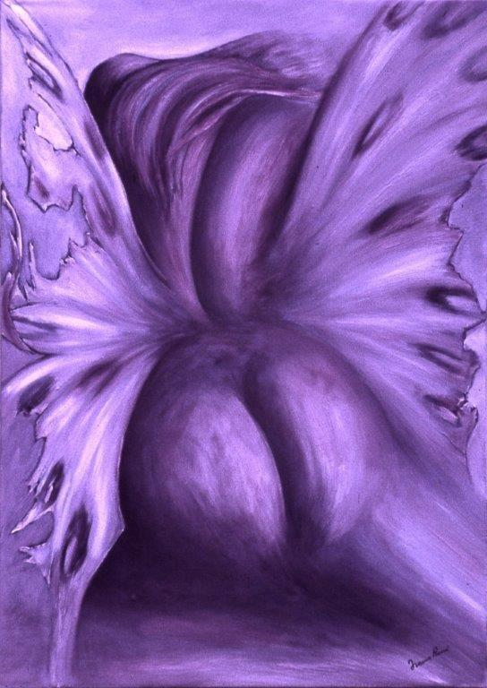 La Farfalla ferita