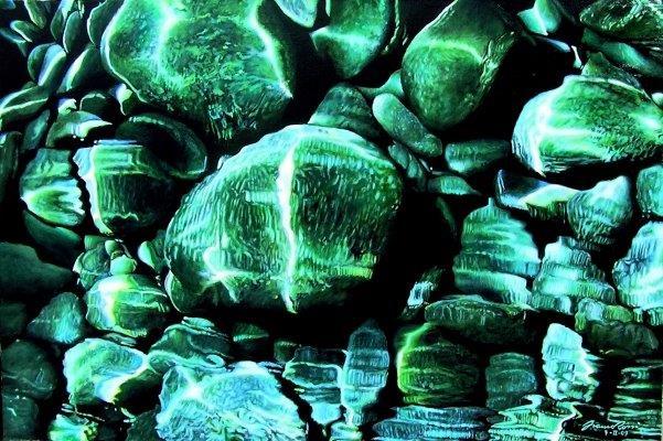 Las piedras jamás, paloma, ¿qué van a saber de amores?