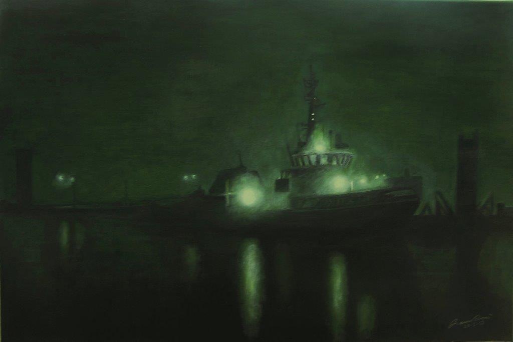 Porto di notte